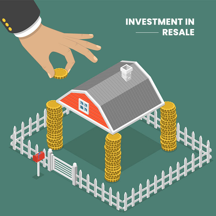 How Investment in Resale Apartment is a smart decision?