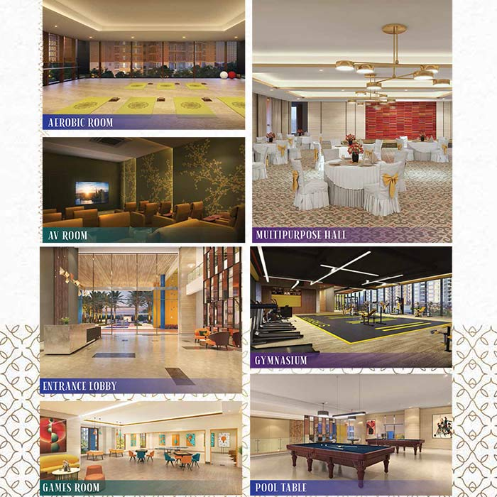 Enjoy Your Everyday With Joyville Gurgaon Luxury Amenities!