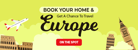 GET YOUR FREE EUROPE TRIP ON THE SPOT